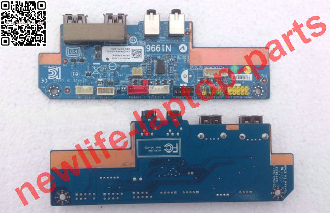original for laptop X51 R2 Audio USB Input Header Board 0PRJPX PRJPX CN-0PRJPX MS-4269 test good free shipping free shipping for mingxuan ms g41ml s3 775 needle g41 fully integrated small board supports ddr2 ddr3 test all good