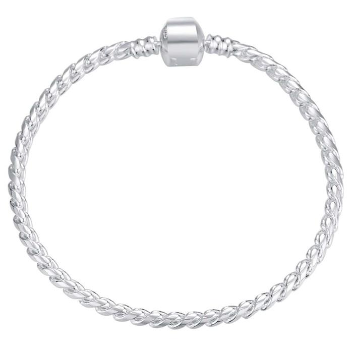 Name Brand Bracelets: Promotion Fashion Silver Bangle Bracelet Brand Name