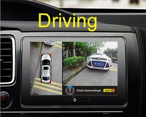 Image 3 - Weivision 1080P HD 360 Chim Xem Bao Quanh Hệ Thống Ngắm Nhìn Toàn Cảnh, tất Cả Các Vòng Xem Hệ Thống Camera Với Đầu Ghi Hình Cho Xe Jeep SUV Văn