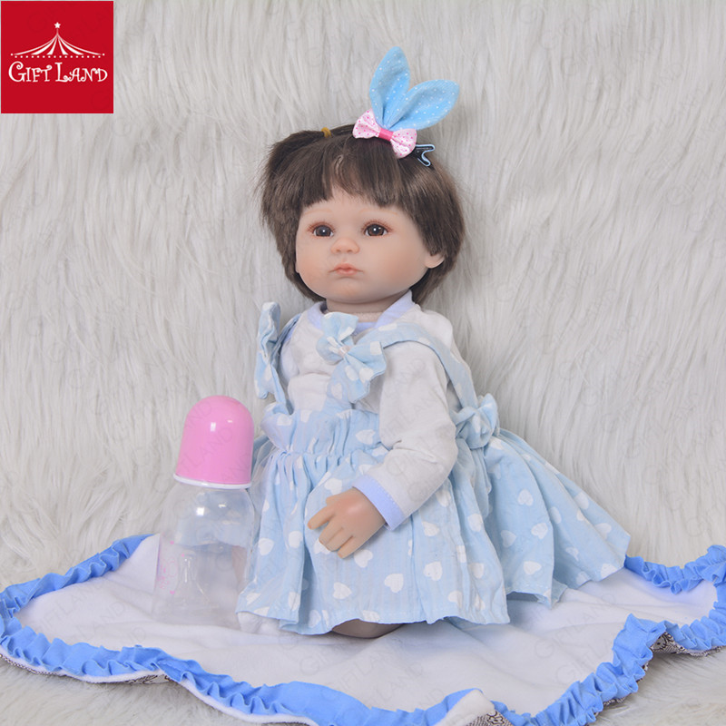 Reborn Baby Doll Bebe Reborn Realista Little Angel With Floppy And Fluffy Rabbit Ears best Birthday Gifts For Your Princess HOTReborn Baby Doll Bebe Reborn Realista Little Angel With Floppy And Fluffy Rabbit Ears best Birthday Gifts For Your Princess HOT