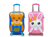 Kid suitcase for Travel luggage suitcase wheels bag Kids trolley case carry on baggage Spinner Children Rolling luggage for girl