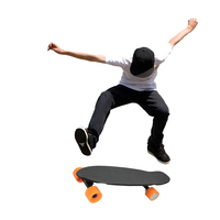 Adults Child Four Wheels Electric Skateboard Wireless Remote Control Mini Scooter Hoverboard Longboard Skate Board Kit
