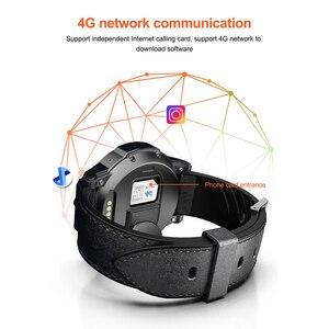 "Image 4 - Смарт часы Lokmat X360 4G LTE для мужчин 3gb32гб MT6739 Android 7,1 1,6 ""сенсорный экран Bluetooth GPS 5.0MP Видеозвонок 620 мАч умные часы"