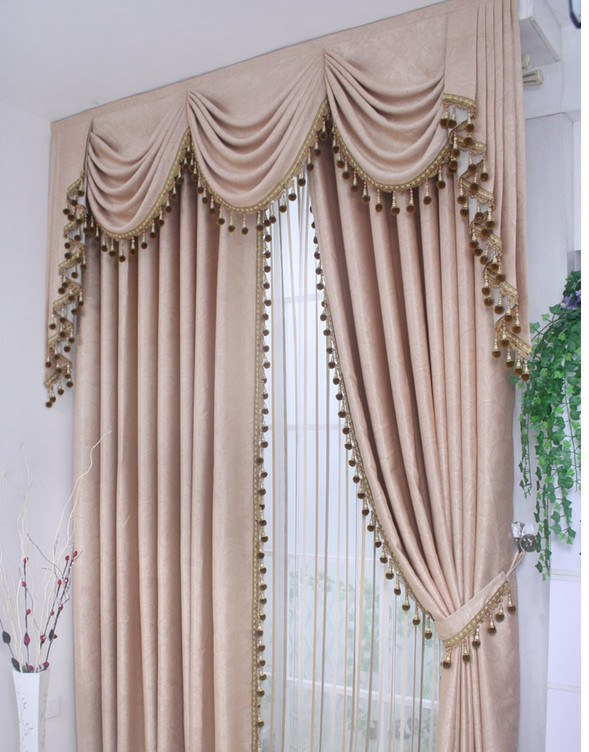 Blackout curtain with rings or hooks,free triming for different ...