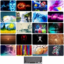 Design Pattern Protective Hard Shell Case Keyboard Cover Skin Set For Fit 11 12 13 15 Apple Macbook Air Pro Retina Touch Bar SD high qualtiy crystal clear hard protective shell skin case cover for nintendo 3ds xl ll new
