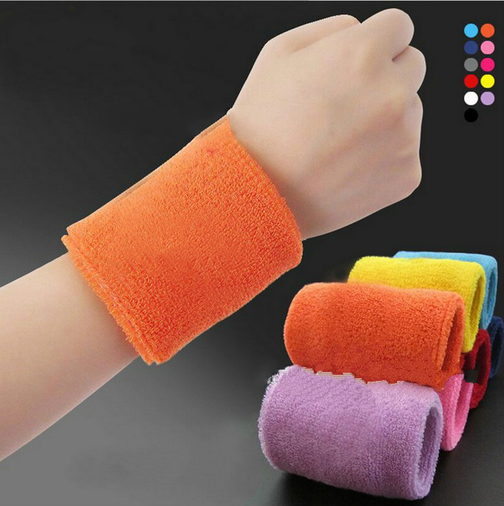 Towel To Wipe Sweat: The Basketball Sports Activities Of Cotton Towel, Protect