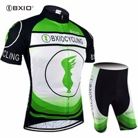 Bxio Cycling Sets China Salopette Mountain Bike Maillot Ciclismo Pro Tour Bicycle Italie Cuissard Cycliste Equipe BX 0209G017
