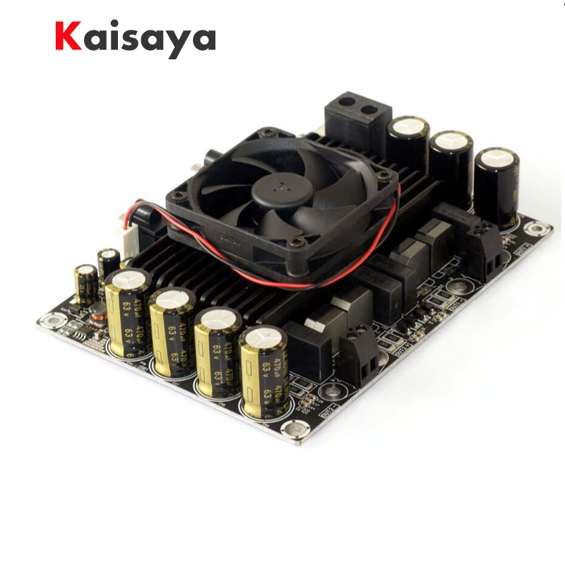цены на Tas5630 2x300W dual channel b digital power amplifier board 2.0 high power finished plate hifi fever high fidelity в интернет-магазинах