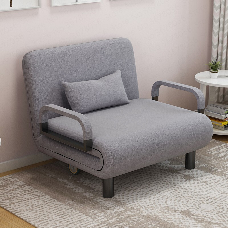 Canapé-lit Double usage pliant déjeuner lit salon Simple Double multifonctionnel Simple pliant petit appartement Cama Plegable