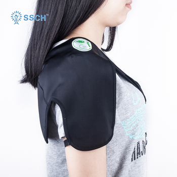far infrared charging electric heating warm shoulder heat protection