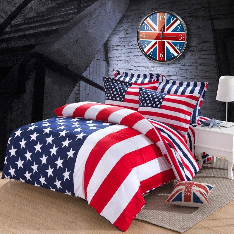 Online Get Cheap Union Jack Bedding Aliexpress Com