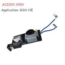 Регулятор скорости для Bosch ГШ 11e