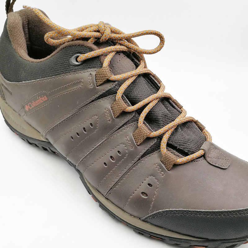 Spor Ayakkabı Bağı Yansıtıcı Glow Karanlık Gece Renkli Floresan Ayakkabı Bağı Atletik Spor Dağcılık Düz Ayakkabı Bağcıkları