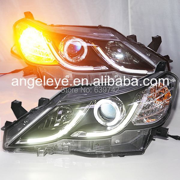 FOR TOYOTA for Mark X / REIZ LED Head Lamp 2010 to 2012 LDV3