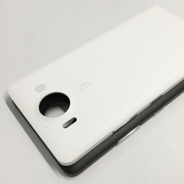For Microsoft lumia 950 Back Cover Case Replacement Battery Cover ...