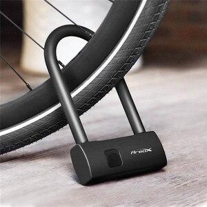 Image 5 - XIAOMI Mijia AreoX Intelligent empreinte digitale U serrure U8 casier porte coulissante voiture moto vélo cadenas fenêtre mot de passe étanche