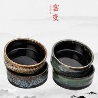 Ice Crack Ceramic Flower Pots For Juicy Plants Bonsai Pot Home and Garden Decor Succulent Plant Pots