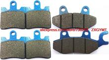 Motorcycle Semi Metallic Brake Shoe Pads Set fit DAELIM SV125 SV 125 S3 2011 & up