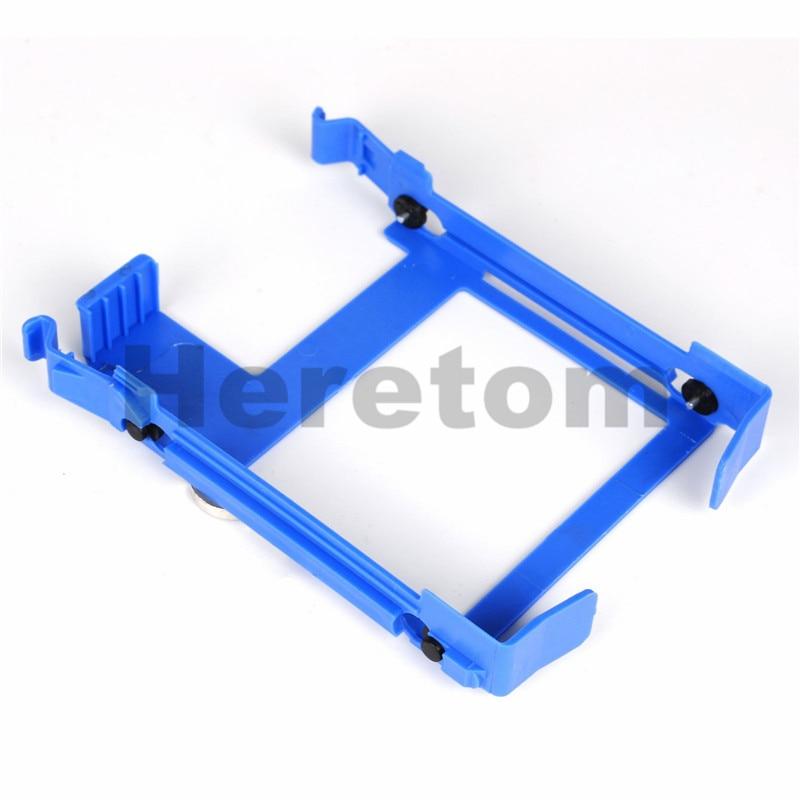 Heretom DN8MY HDD Plateau 1B31D2600-600-G Pour Dell Precision T1650 Optiplex SFF 3.5 S3 Bleu ABS Hdd