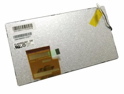 Original 6.2/'/' inch CPT CLAA062LA01CW LCD sreen dispay panel  800*480