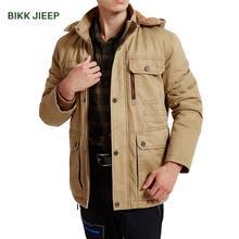 Men Parkas Winter Jacket Coat Mens Loose Hooded Warm Coats Thicken Casaco Masculino l Mens Coat Veste Homme Top Parka Men