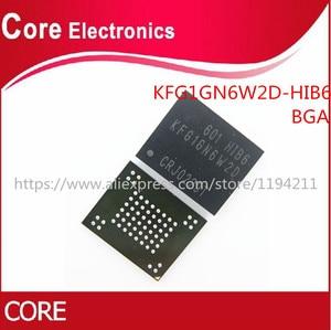 Image 1 - 10 adet KFG1GN6W2D HIB6 BGA yeni