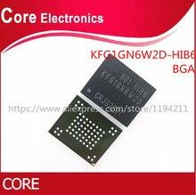 10PCS KFG1GN6W2D HIB6 BGA 신제품