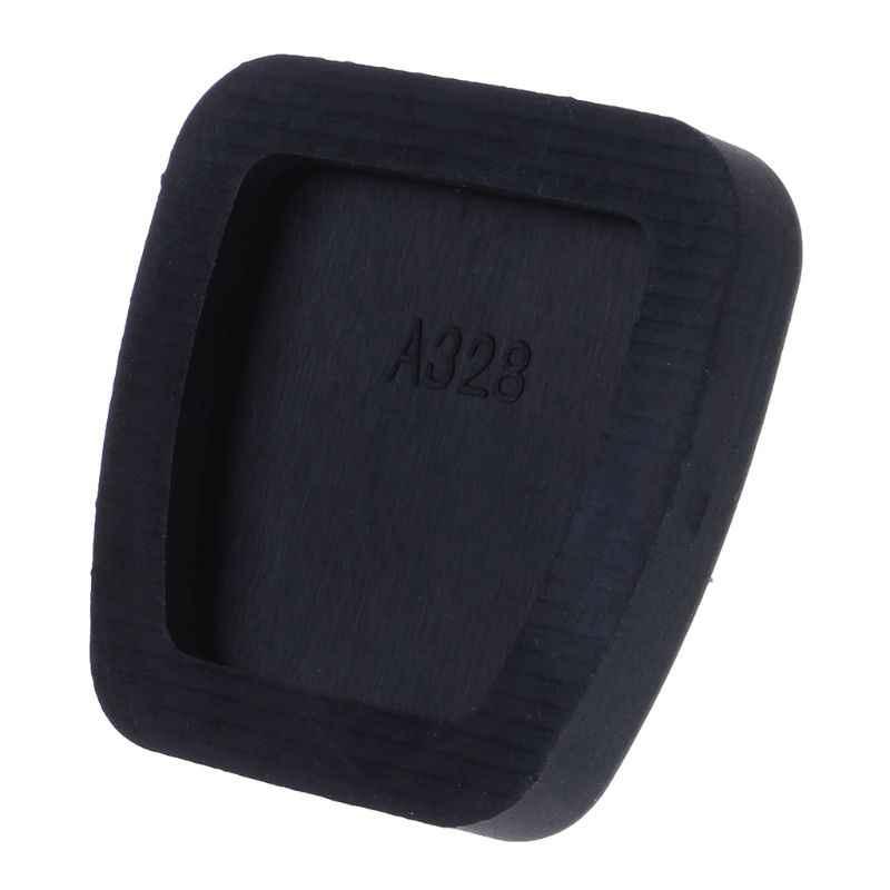 1 قطعة دواسة فرامل وسادة الدواسة غطاء مطاطي موثوقية عالية سهلة التركيب لهوندا سيفيك أكورد CR-V أكورا