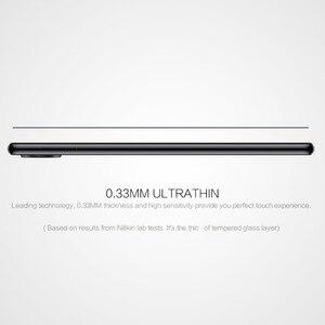 Image 3 - Redmi Note 7 verre Nillkin CP + couverture pleine colle protecteur décran verre trempé pour Xiaomi Redmi Note 9S 8 9 Pro Max 9A