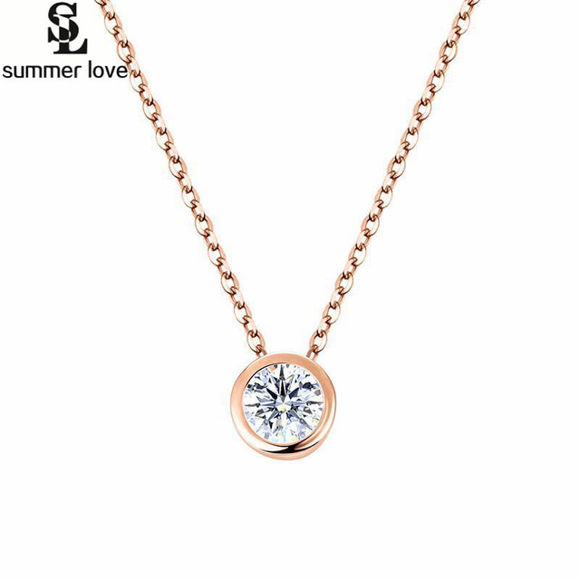 solitaire white necklace image jewels diamond in aristides fine gold
