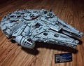05132 Star Destroyer Millennium Falcon Modell Baustein Ziegel Spielzeug 8445 Pcs Kompatibel mit Legoings Star Wars