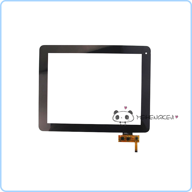 New Black 9.7'' Touch Screen Digitizer Glass For 3Q Q-pad BC9710AM Tablet PC 3q quba sp101m black