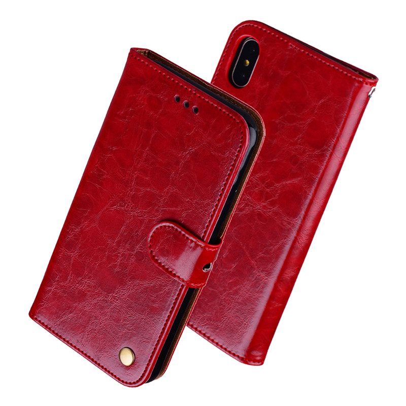 Flip Leather Phone Cases For Iphone 5 5S SE 8 X 6 6S Plus 7 Case Wallet Pouch Card Stand Holder Cover For Iphone 7 Plus