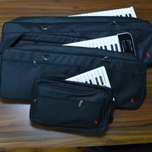 High Quality Portable Professional 25 49 key keyboard MIDI thick waterproof electronic piano organ cover soft padded gig case