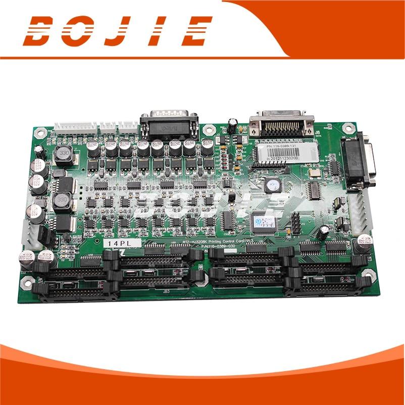 Flore LJ320K, LJ3208K tête d'impression conseil pour konica 512 14pl tête d'impression