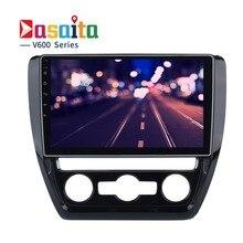 """Dasaita 10.2 """"Android 6.0 Araba GPS Oyuncu ile VW Jetta 2011-2015 için Octa Çekirdek 2 GB Ram Oto Radyo Multimedya GPS NAVI 4G LTE"""