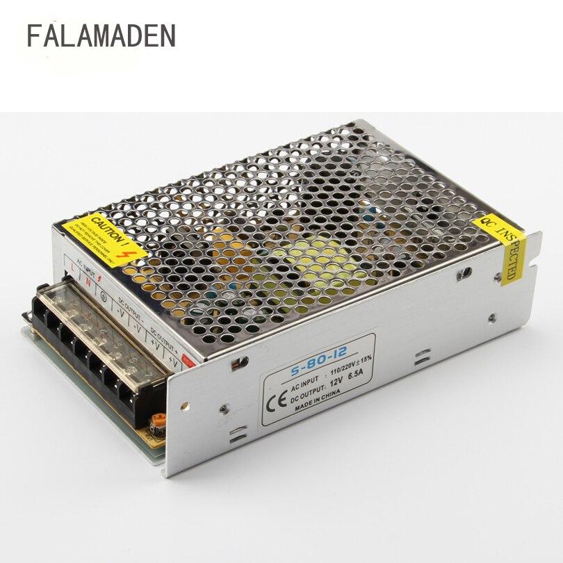DC12V LED Power Supply Adapter,Transform AC110V 220V to DC 12V, for LED strip light,15W 30W 40W 50W 60W 80W 100W 120W 150W-400W