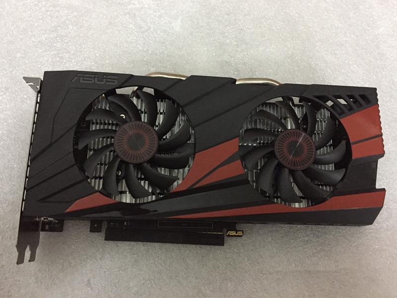 ASUS Original GTX960 2G Graphics Card GTX960 2G Used 90%new