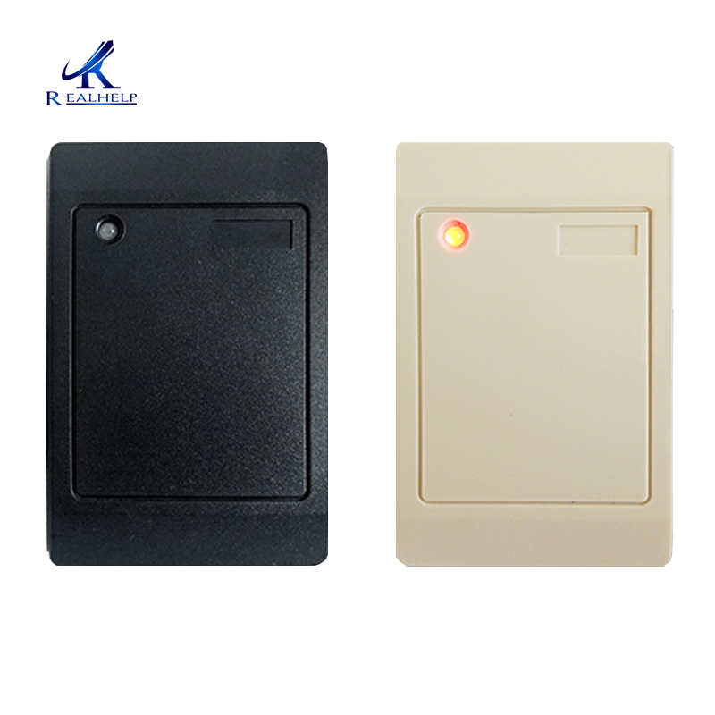 Access Control Standalone Reader Wiegand Reader For Wiegand Controller Board Mifare ID Card Reader Swiping Door Access Control