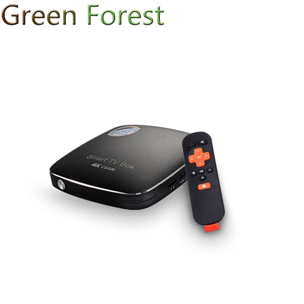CSA96 RK3399 Dual Cortex-A72 Quad Cortex-A53 Android 6.0 Set TV Box Mali-T864 GPU 4G/32G 2.4G/5G Wifi 4K H.265 Media Player ugoos ut3s android linux dual boot rk3288 4g 32g media player