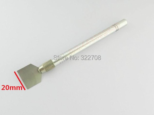 8pcs / set BGA accesorios raspador de pasta de soldadura Pluma de - Accesorios para herramientas eléctricas - foto 4