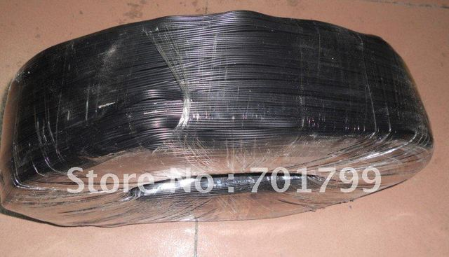4pin black cable 20AWG for led module use;100m a roll
