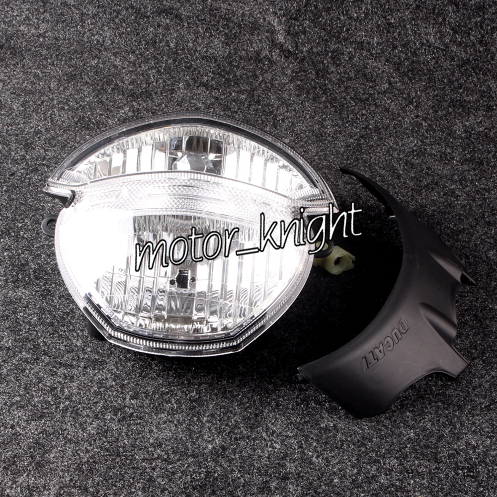 popular motorcycle headlight headlamp assembly for ducati-buy