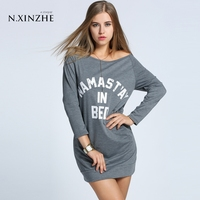 New Women S Fashion T Shirt Tops Funny Shirt Casual Boat Neck Raglan Long Sleeve Letter