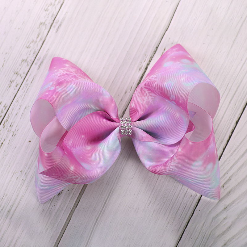 1pcs handmade christmas hair bows