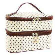Sale Travel Toiletry Beauty Cosmetic Bag Makeup Case Organiz