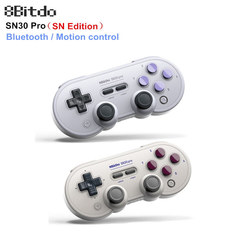 8BitDo SN30 Pro G / SN version Gamepad Controller for Windows Android macOS Nintendo Switch Steam