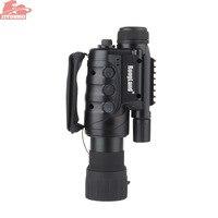 ZIYOUHU 6X50 digital infrared monocular night vision device telescope night scope Infrared Night Vision recorder huntting