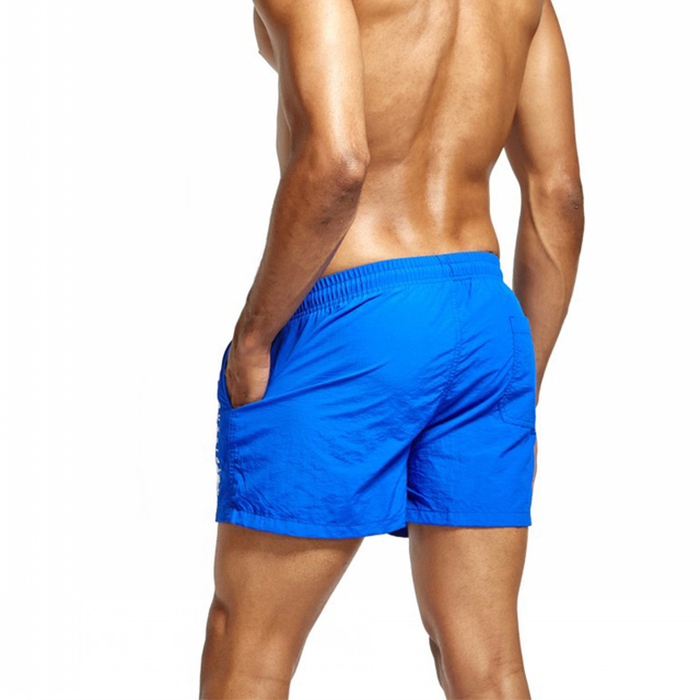 Vêtements de plage pour hommes séchage rapide surf Shorts de plage hommes maillots de bain conseil homme respirant maillot de bain boxeurs pantalons courts garçons
