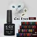 2016 women's fashion party birthday party gel, soak Polish Nail LED lamp magnets cat